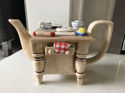 South West Ceramics, Tea Collectors Council Teapot, Baking, Vintage, Cardew