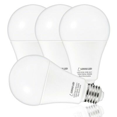 A15 Led Bulb Lohas Led Light Bulbs 40w Equivalent5w Leds