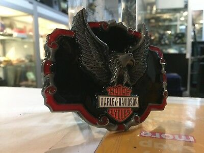 Belt Buckle Harley / Davidson Motor Cycles Winged Eagle / Aussie Stock !!