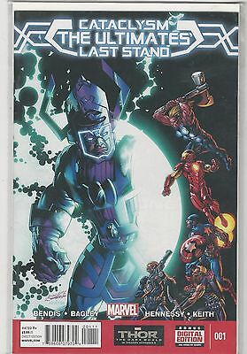 Cataclysm: The Ultimates' Last Stand #1 (January 2014, Marvel) VF/NM