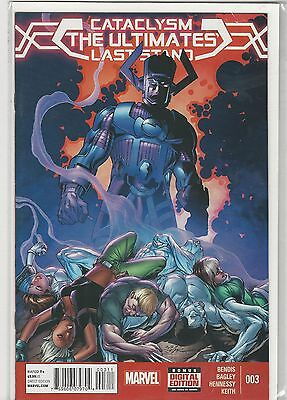 Cataclysm: The Ultimates' Last Stand #3 (March 2014, Marvel) VF/NM