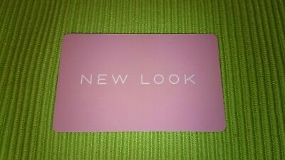 New Look £11 giftcard Issued this month Feb 2018