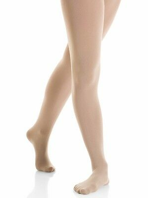MONDOR 316 Ultra Soft Footed Tights, 5 COLORS, NEW