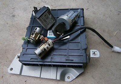 PAJERO NM 3 5 Ignition System With Engine ECU Immobiliser