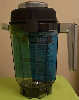 Vita-Mix VM0137 Dry Blade Container 32oz / 0.9L Vitamix Jug