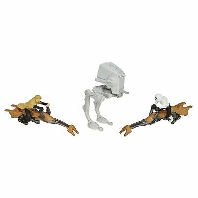 Star Wars Return of the Jedi Micro Machines 3-Pack Endor Forest Battle