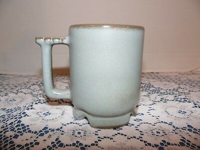 Frankoma Pottery Woodland Moss Cup  # C1