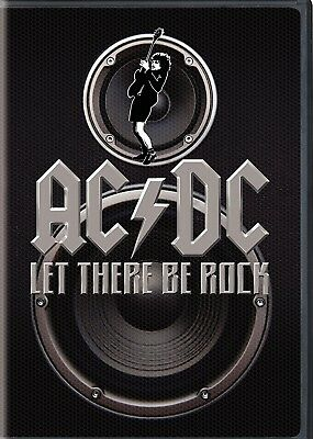 New Dvd  - Ac / Dc - Let There Be Rock - 1979 Highway To Hell Tour - 5.1 Audio