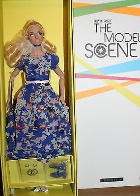 Fashion Royalty Spring Song POPPY PARKER DOLL NRFB shipper