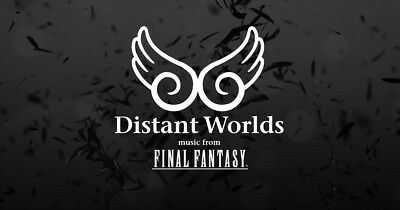 Distant Worlds: Music from Final Fantasy EXCLUSIVE TOUR 2LP VINYL
