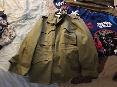 M1943 FIELD JACKET reproduction 48R