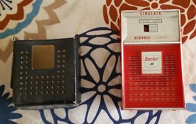 Sinclair Dino Supreme Transistor Radio used