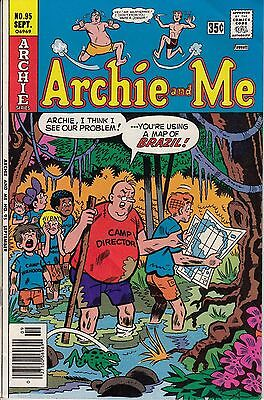 Archie and Me #95 (Archie-1977) FN+  Solid! Glossy!  -combine ship-