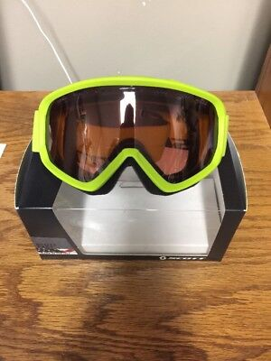 6058486709e Scott Fact Illuminator Lens Ski Snowboard Goggles - Macaw Green (NEW) Lists