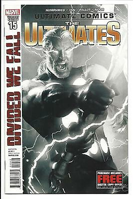 The Ultimates # 15 (Ultimate Comics, Variant Edition, Dec 2012), Nm