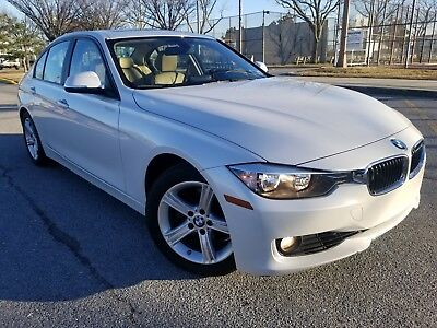 2013 BMW 3-Series NO RESERVE 2013 BMW 328 SEDAN WHITE FRESH WATER FLOOD NEEDS NOTHING NO RESERVE DRIVES GREAT