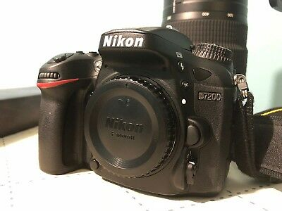 Nikon D7200  (Body Only) LOW SHUTTER COUNT