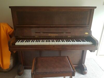 **140 Year Old Piano**