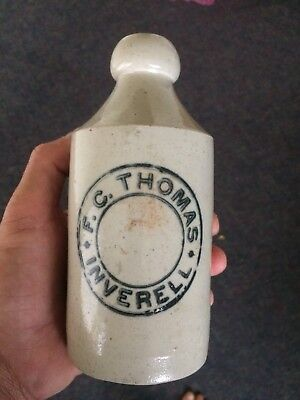 F.C.Thomas Inverell Ginger Beer