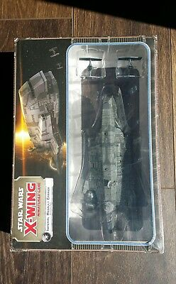 Star Wars X-Wing Miniature Game Imperial Assault Carrier Expansion Pack New