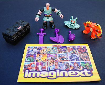 Fisher Price Imaginext Ogre Unboxed Never Played With
