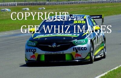 "2018 Autobarn Lowndes Racing ZB Commodore CL888 (8x10"") Photograph"