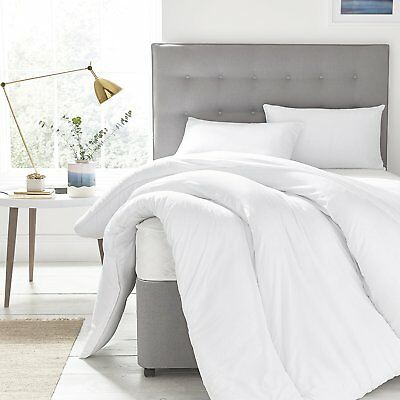 Silentnight Deep Sleep Duvet, 10.5 Tog, White, Double