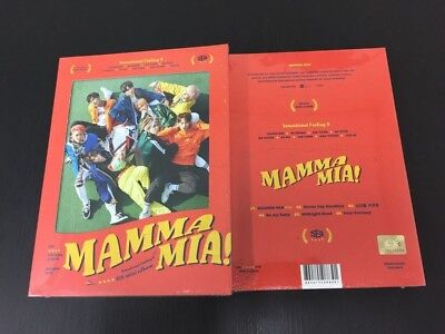 SF9  - MAMMA MIA! (4TH mini album) CD+2PHOTOCARD+BOOKLET
