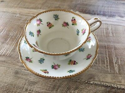 Waring & Gillow London dainty cup & saucer