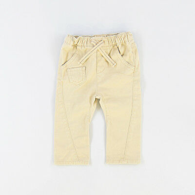 Pantalón color Beige marca Early days 1 Mes