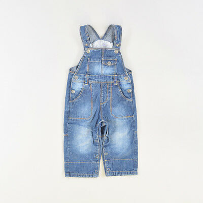 Peto color Denim oscuro marca Lupilu 6 Meses