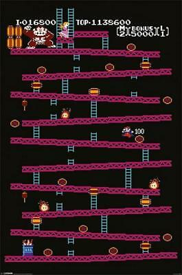 Donkey Kong : NES - Maxi Poster 61cm x 91.5cm new and sealed