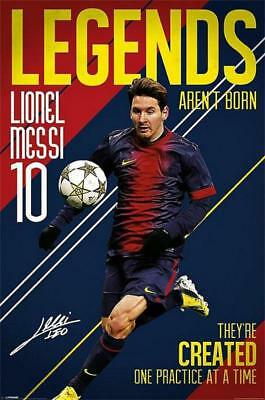 Messi : Legends - Maxi Poster 61cm x 91.5cm new and sealed
