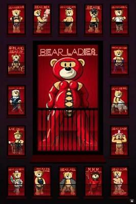 Bear Ladies - Maxi Poster 61cm x 91.5cm new and sealed