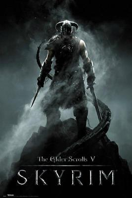 Skyrim : Dragonborn - Maxi Poster 61cm x 91.5cm new and sealed