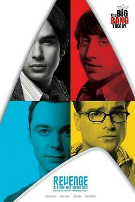 Big Bang Theory : Revenge - Maxi Poster 61cm x 91.5cm new and sealed