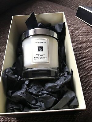 Jo Malone Blackberry & Bay scented candle NEW