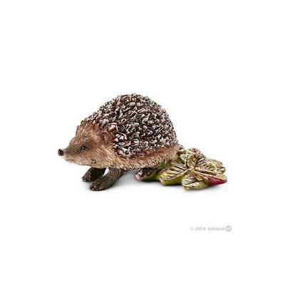 RICCIO animali in resina SCHLEICH miniature 14713 farm life HEDGEHOG