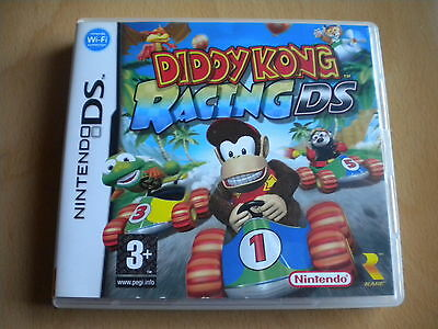 Diddy Kong  Racing Ds   !   Jeu  Ds /  Ds Lite / Dsi