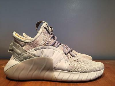 Adidas Tubular Rise Shoes Primeknit Color Beige/semi Solar Yellow Style By4139
