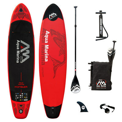 Stand Up Paddle Gonflable Aqua Marina Monster 12.0 2018
