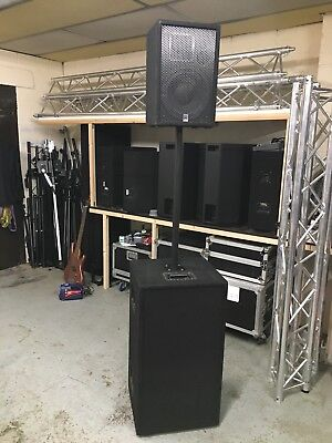Shermann Sound System With Amp Rack, Offers Welcome