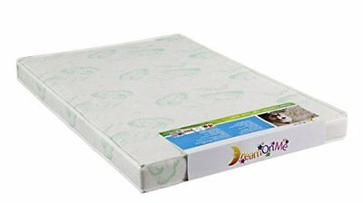 Dream On Me 3 Playard Mattress White Fits the Graco Square Pack n' Play New