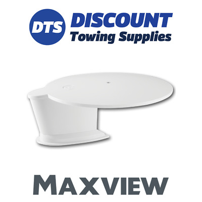 Maxview B2415 Gazelle Pro 230V Omni-Directional Mobile TV and Radio Aerial White