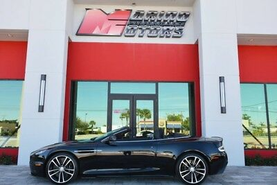 2012 Aston Martin DBS Volante Convertible 2-Door 2012 DBS VOLANTE - RARE CARBON EDITION - 1 OWNER - $307K MSRP - AMAZING