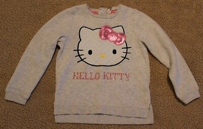 H&M Hello Kitty sweatshirt, 4-6 years