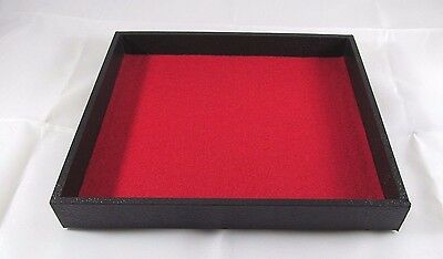 GMT Columbia Games Axis & Allies Avalon Hill RISK * RED WARGAMER'S DICE TRAY New