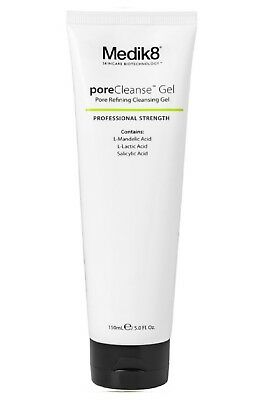 Medik8 Pore Cleanse Gel Pore Refining Cleansing Gel -150ml  UK SELLER