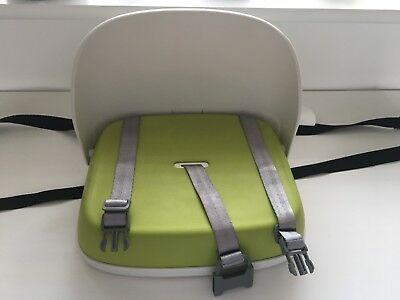 Oxo Tot Booster Seat lime green