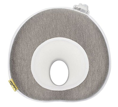 Babymoov Lovenest Plus Fresh (Smokey Grey) – Paediatrician designed baby pillow
